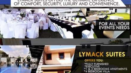 1 & 2 bedroom en-suite, Ultimate Holiday Home of Luxury in Nairobi