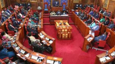 BBI Bill sails through in Senate Second Reading
