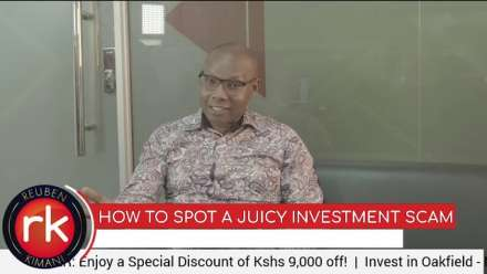 HOW TO SPOT A JUICY INVESTMENT SCAM IN 2021