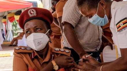 Covid-19: Uganda goes into total lockdown as infections rise